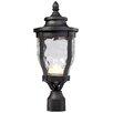 <strong>Minka Lavery</strong> Merrimack 1 Light Outdoor Post Lantern