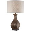 "Minka Lavery Stylish 1 Light 29.5"" H Table Lamp with Drum Shade"