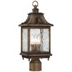 <strong>Minka Lavery</strong> Wilshire Park 3 Light Outdoor Post Lantern