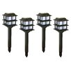 Brinkmann Modern Tier Solar Light (Set of 4)