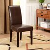 InRoom Designs Parsons Chair (Set of 2)