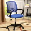 InRoom Designs Mid-Back Mesh Office Chair