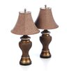 "<strong>31"" H Table Lamp (Set of 2) (Set of 2)</strong> by InRoom Designs"