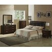 InRoom Designs Queen Panel Bedroom Collection