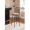 InRoom Designs Swivel Bar Stool (Set of 2)