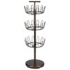 <strong>Storage and Organization 3 Tier Revolving Shoe Tree</strong> by Household Essentials