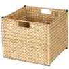 <strong>Household Essentials</strong> Banana Leaf Storage Bin in Natural