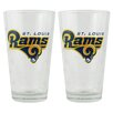 NFL Pint Glass Cup (2 Pack)