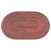 International Textile Manufacturing Monticello Burgundy Rug