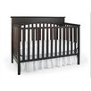 Lauren Classic 4-in-1 Convertible Crib in Walnut