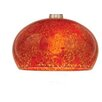 Komal Pendant Glass Shade in Red