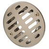 "Plumb Craft 2"" Stainless Steel Offset Shower Drain"