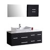 "Design Element Picks 55"" Springfield Vanity Set with Single Sink"