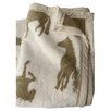 Traditions Linens Crazy Horse Throw