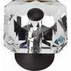 "Atlas Homewares Boutique Crystal 1.5"" Vintage Large Crystal Knob"