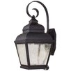 <strong>Mossoro 1 Light Outdoor Wall Lantern</strong> by Great Outdoors by Minka