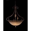 <strong>Zaragoza Inverted Pendant</strong> by Metropolitan by Minka