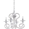 <strong>Metropolitan by Minka</strong> 4 Light Candle Chandelier