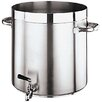 <strong>Grand Gourmet Stock Pot with Faucet</strong> by Paderno World Cuisine