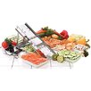 Paderno World Cuisine Bron 38 Julienne Blade Set for Mandoline in Black