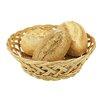 Paderno World Cuisine Round Polyrattan Bread Basket