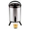 Paderno World Cuisine 10 Qt. Insulated Stainless Steel Beverage Dispenser