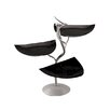 Paderno World Cuisine 3-Tier Buffet Display and Bowls