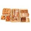 "Paderno World Cuisine 4"" Polyrattan Bread Basket"