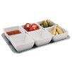 Paderno World Cuisine Melamine Tray and 6 Bowl Set