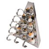 Paderno World Cuisine Stainless Steel Serving Pyramid Buffet