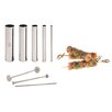 Paderno World Cuisine Stainless Steel Decoration Kit