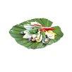 Paderno World Cuisine Palm Melanine Dish