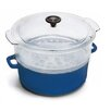 Paderno World Cuisine Cast Iron 9 3/8'' Steamer