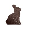 "Paderno World Cuisine 5.88"" Bunny Chocolate Mold (Set of 3)"