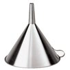 "Paderno World Cuisine 5.63"" Stainless Steel Funnel (Set of 2)"