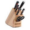 Wusthof Gourmet 7 Piece Starter Knife Block Set