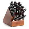 Wusthof Classic 36 Piece Cherry Knife Block Set