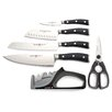 <strong>Wusthof</strong> Classic Ikon 6 Piece Knife Set