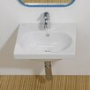 <strong>Traffic Minnie Ceramic Bathroom Sink</strong> by Bissonnet
