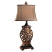 "<strong>Romance Jessica McClintock 33"" H Table Lamp with Bell Shade</strong> by Minka Ambience"