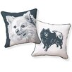 Naked Decor Pomeranian Pillow