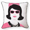 Naked Decor First Lady Throw Pillow