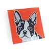 Naked Decor Boston Terrier Coaster (Set of 4)
