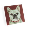 Naked Decor French Bulldog Coaster (Set of 4)