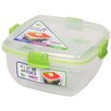 <strong>Klip It 37-Oz. Salad To Go Food Storage Container</strong> by Sistema USA