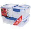 Sistema USA KLIP IT™ Value Pack Lunch Storage Containers (Set of 6)