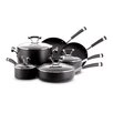 <strong>Contempo 10-Piece Cookware Set</strong> by Circulon