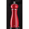 "Frieling Verona 6"" X 2"" Pepper Mill in Red lacquered"