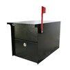 dVault Mail Protector Vault Locking Security Mailbox