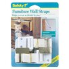 <strong>Dorel Juvenile Furniture Wall Strap (Set of 2)</strong> by Safety 1st
